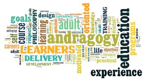 adult education word cloud